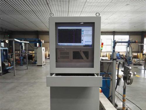 光纜護套質量缺陷采集及控制系統