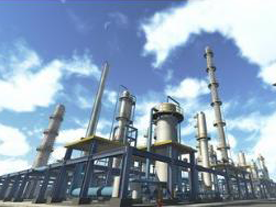 四川華英化工3000噸硝蟲硫磷生產線自控系統